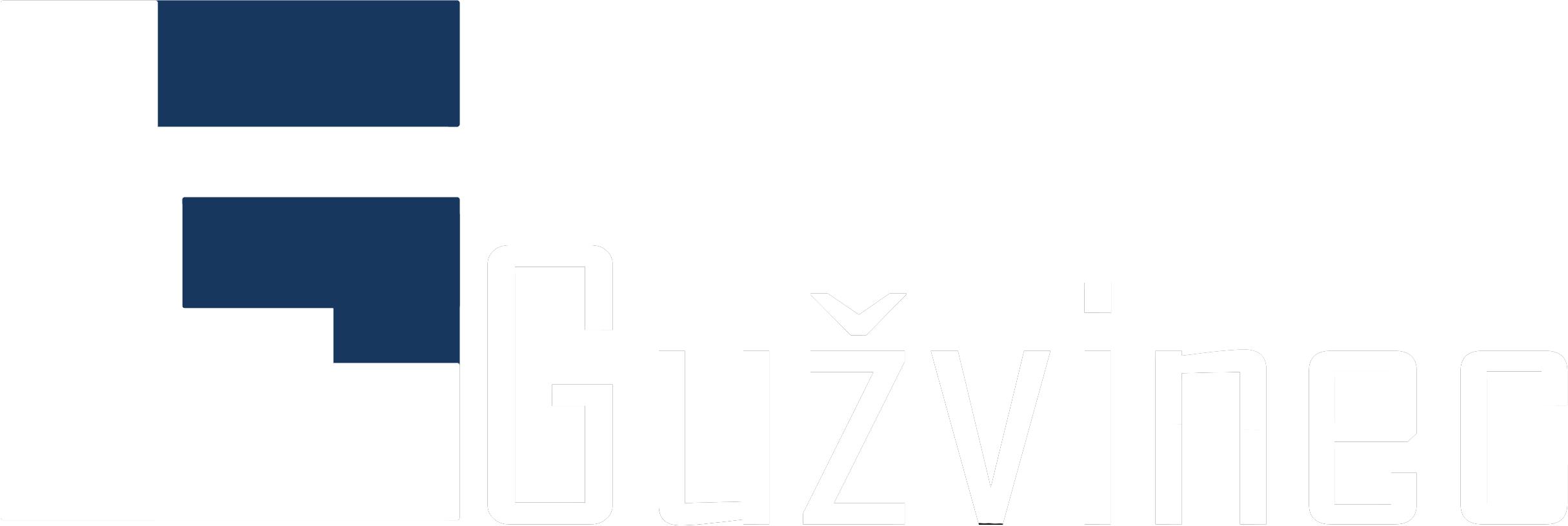 Limarija Gužvinec logo bijeli